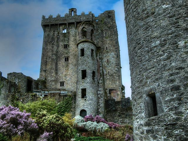 Castle, Ruins, Ancient, Old, Architecture, Medieval