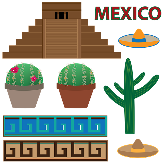 Mexico, Mayan, Pyramid, Ruins, Travel, Vacation