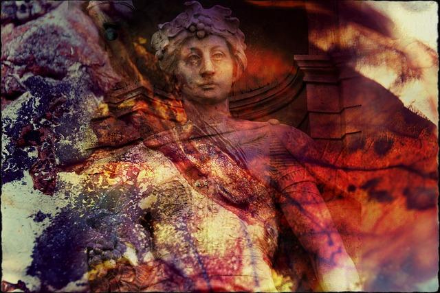 Ruler, Dark, Fantasy, Fire, Devastation