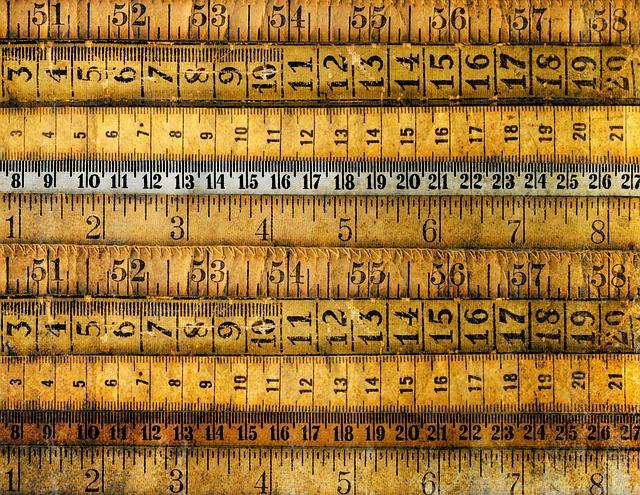Measure, Yardstick, Tape, Ruler