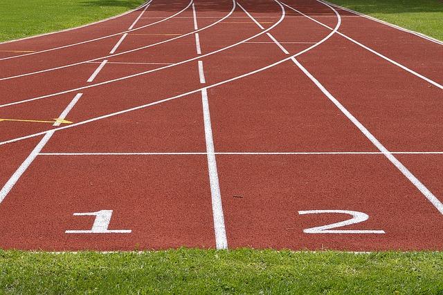 Tartan Track, Career, Athletics, Start, Run, Race