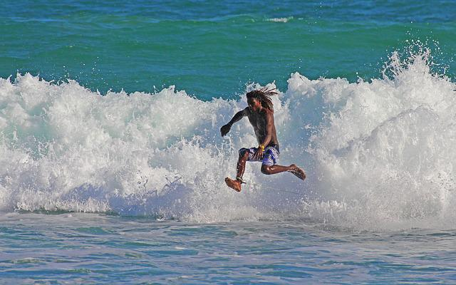Surfing, Run, Sport, Adrenaline, Magic, Water, Sea