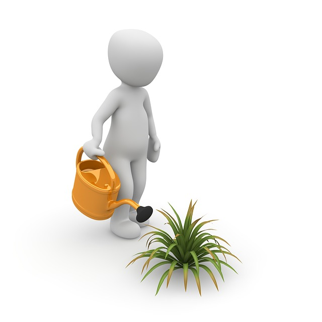 Gardener, Rush, Garden, Allotment