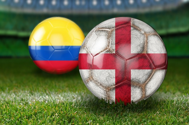 Round Of Last, World Cup 2018, Russia, Colombia