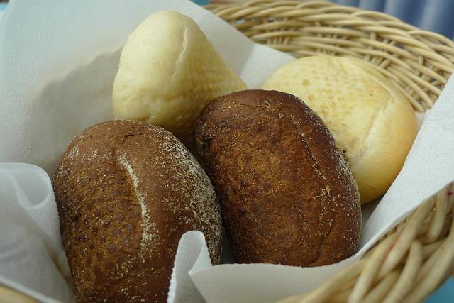 Russia, Bread, Food