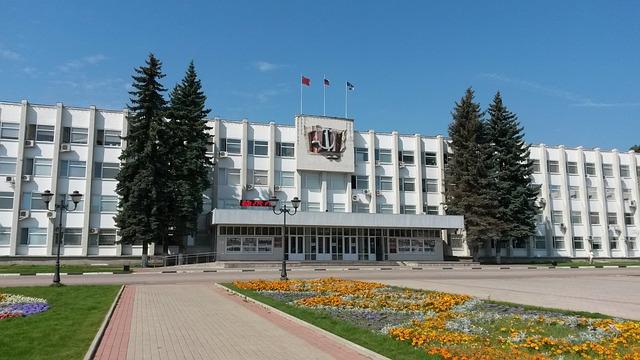 Sergiev Posad, Russia, Building, Architecture, The Ussr
