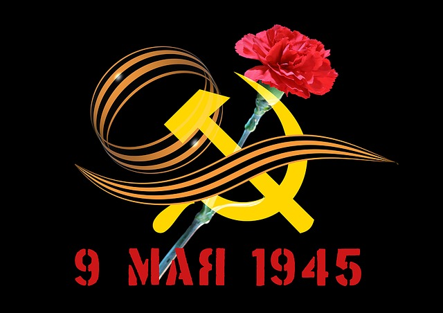 Victory Day, Russia, Holiday, Soviet Union