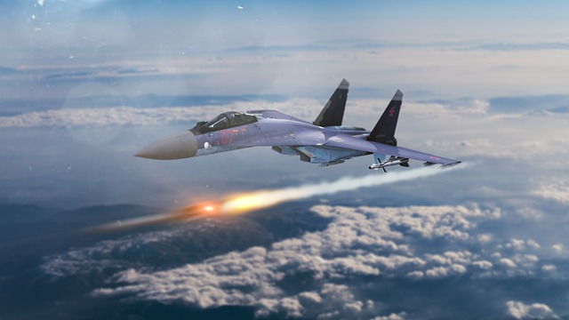 Sukhoi-35, Aircraft, Russian, Jet-fighter, Su-35