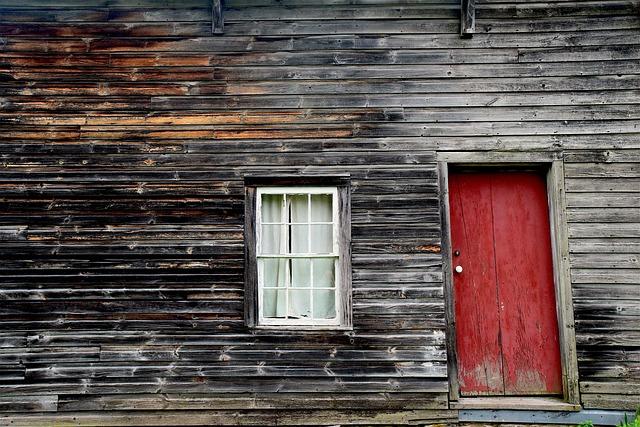 Rustic Cabin, Rural, Cabin, Rustic, Nature, Pine