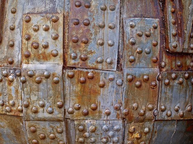 Metal, Rust, Background, Iron, Rusty, Rusted, Steel