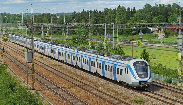 S Bahn, Stockholm, Uppsala, Fast Traffic