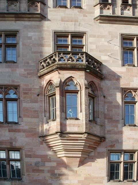Town Hall, Building, Saarbrucken, Architecture