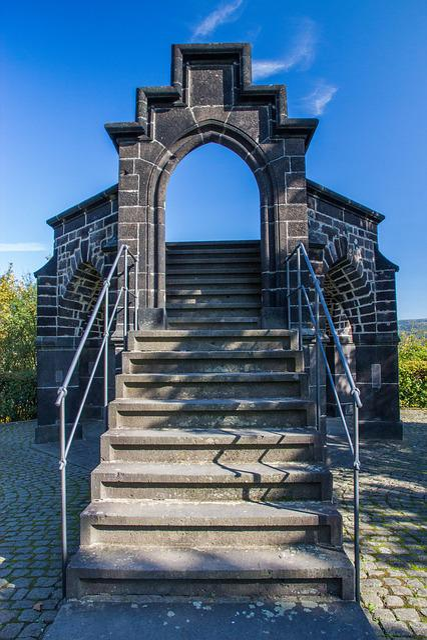 Kaiserstuhl, Middle Rhine, Sachsen, Germany, Rhine