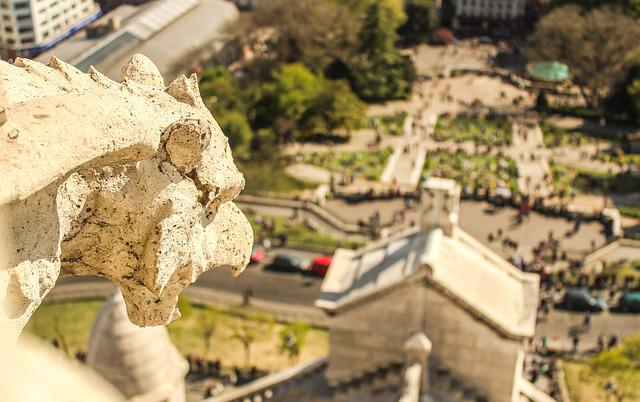 Sacre Coeur, Paris, Church, Places Of Interest