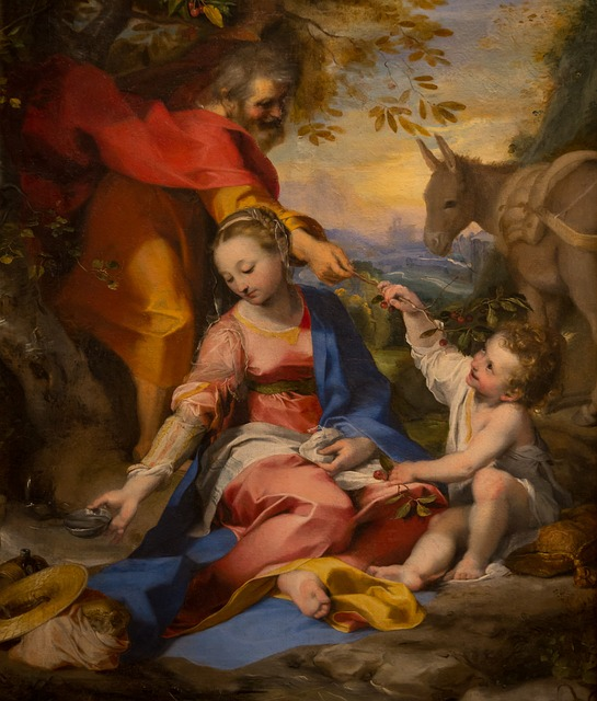 Virgin Mary, Holy, Sacred Family, Saint Joseph