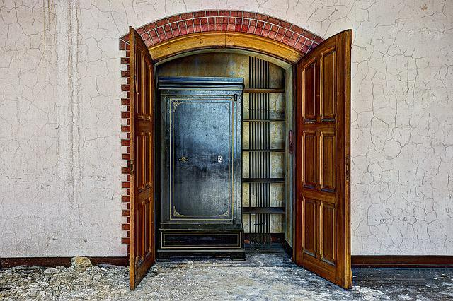 Closet, Monastery, Architecture, Hdr, Building, Safe