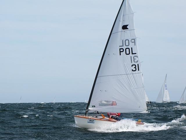 Sail, Dinghy, Ok-dinghy, Regatta, Kiel Week, Kiel