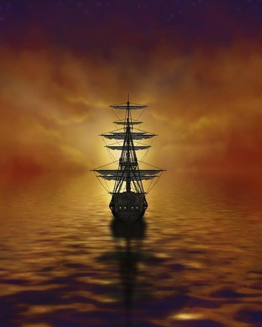 Sail, Boat, Sea, Ocean, Ship, Sailing, Nautical