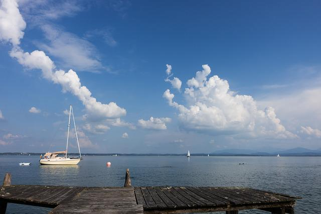 Lake, Swim, Sail, Sailing Boat, Web, Anchorage, Water