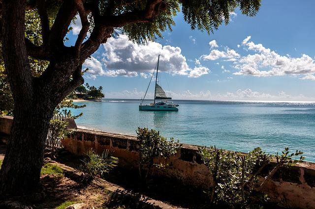 Clearwater Villa Ocean View, Barbados, Sailboat