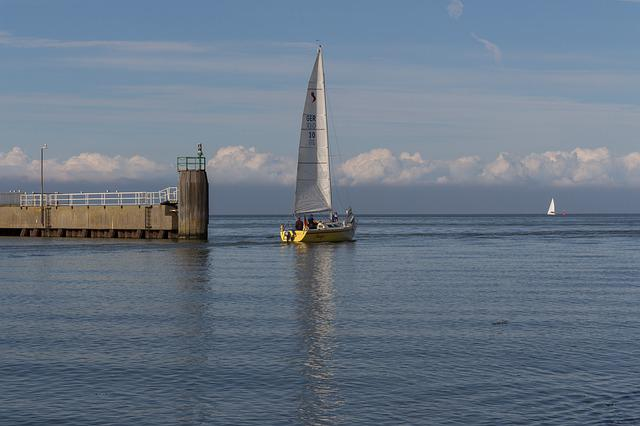 Waters, Sky, Travel, Sea, River, Boot, Sailing Boat