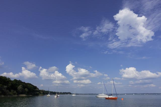 Lake, Swim, Sail, Sailing Boat, Web, Water, Anchorage