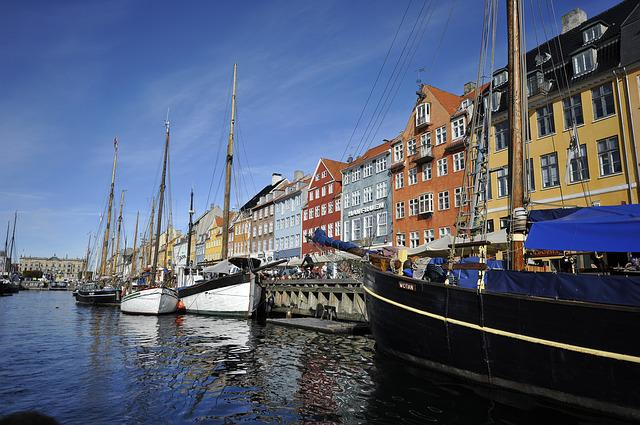 Copenhagen, Sailing, Holiday