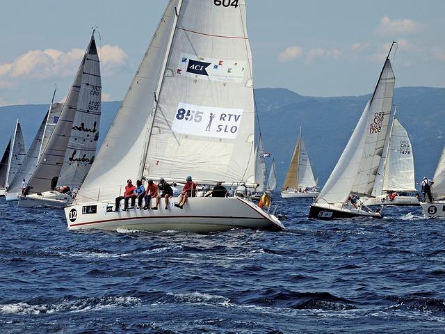 Fiumanka, Sailing, Race, Sailboat, Yacht, Wind, Sport