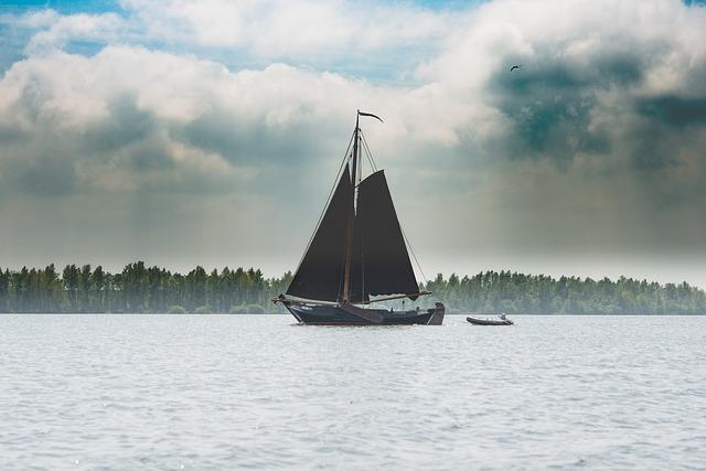 Sailing, Boat, Lake, Sea, Sail, Ocean, Ship, Water