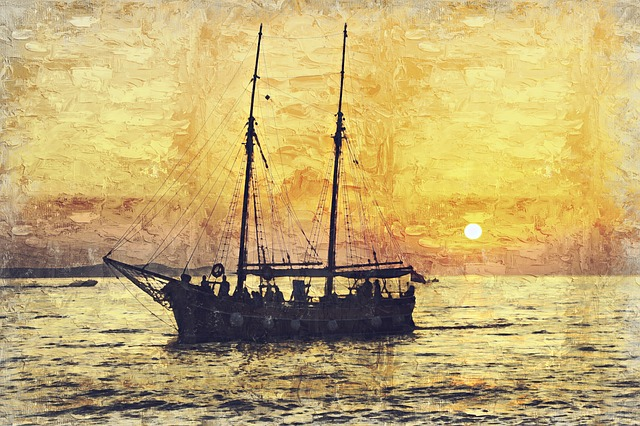 Sailing Ship, Maritime, Ship, Sea, Ocean, Nautical