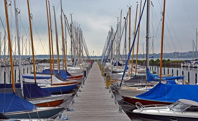 Sailing Vessel, Web, Marina, Yacht, Port, Boot, Ship