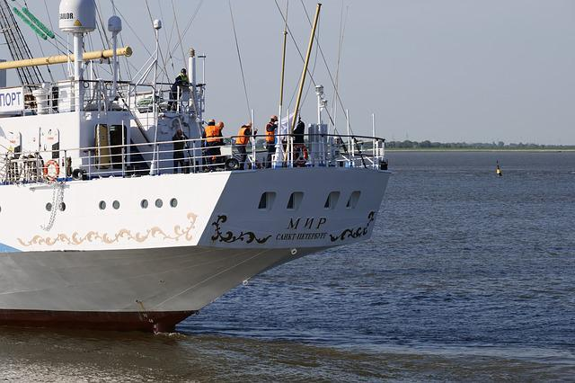 Sail Training Ship, Sailing Vessel, Full Rigged Ship