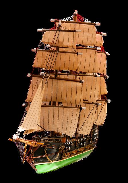 Ship, Sail, Sailing Vessel, Sailing Boat, Historically