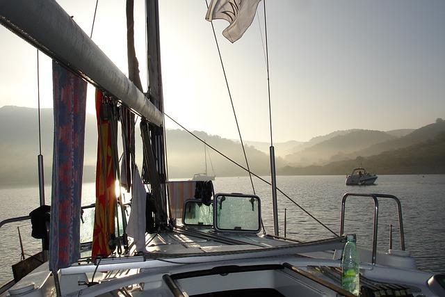 Sail, Yacht, Ocean, Sailing Vessel, Booked, Cabrera