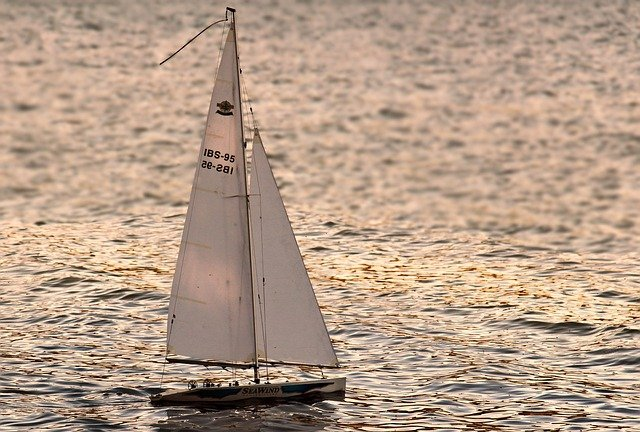 Sailing Boat, Sailing Yacht, Sailing Vessel, Ship