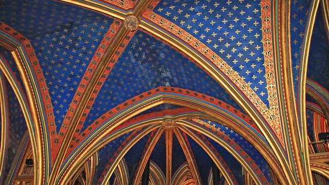 Saint Chapelle, Bourbon Lilly, Paris