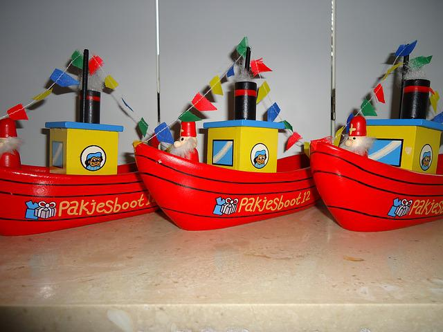 Saint Nicholas, Steamer, Packet Boat, Packet Boat 12