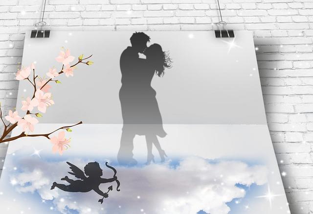 Saint Valentine's Day, Kiss, St Valentin, Kissing