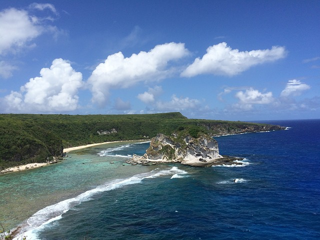 Saeseom, Saipan, Superb View