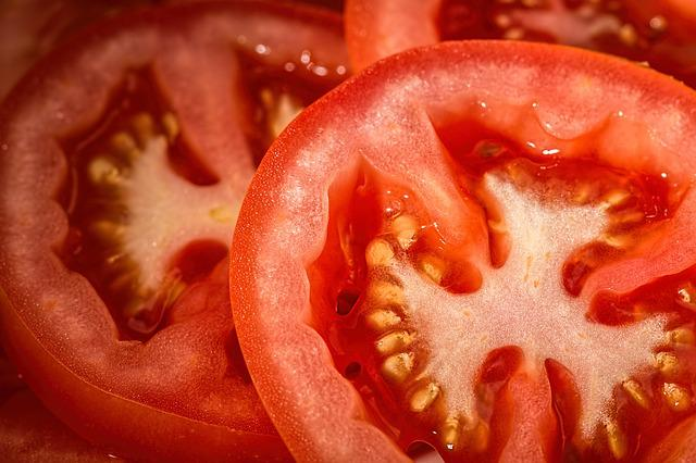 Tomatoes, Red, Salad, Food, Fresh, Vegetable, Healthy