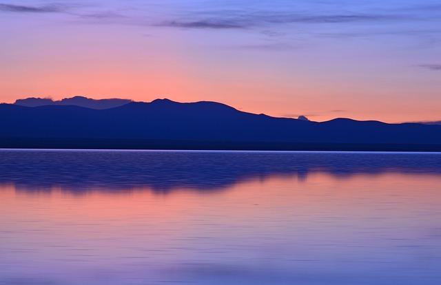 Bolivia, Salar De Uyuni, Salt Lake