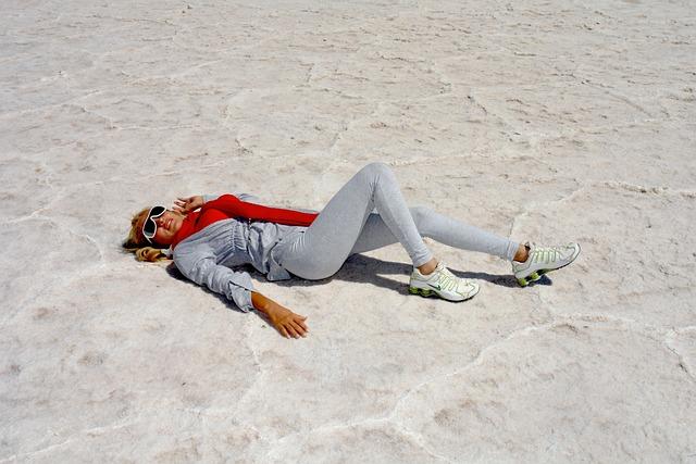 Rest, Travel, Tourism, Salar Uyuni, Model, Holiday