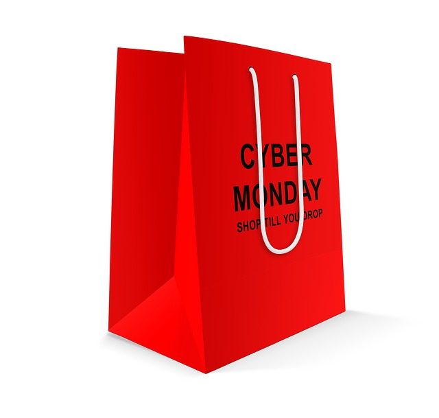 Cyber Monday, Sale, Discount, Promotion, Advertising