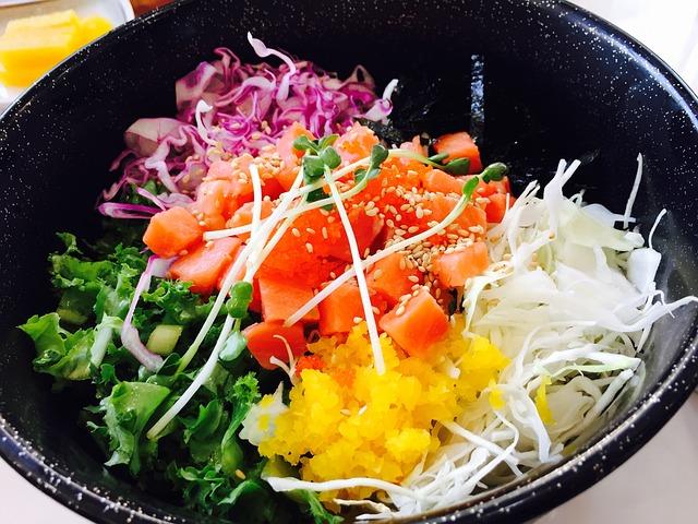Food, Hoedeopbap, Salmon Hoedeopbap, Japanese, Time