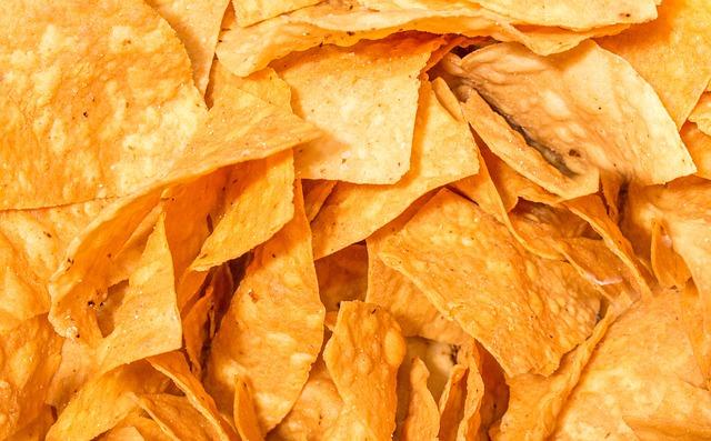 Salty, Refreshment, Chip, Tortilla, Food
