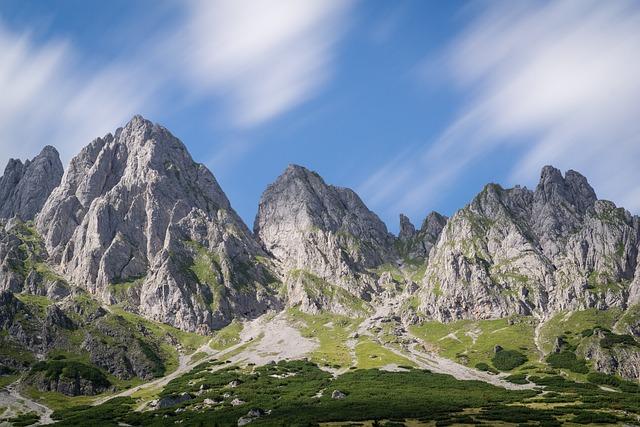 High King, Salzburg, Mountain, Nature, Landscape