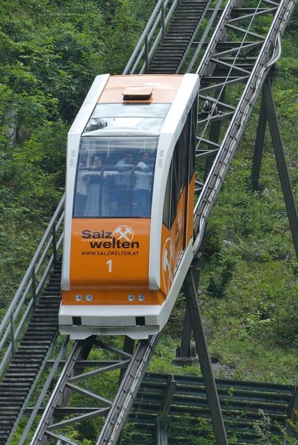 Hallstatt, Salzkammergut, Cableway, Holiday, Tourism