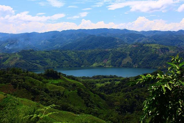 Laguna, San Diego, Samaná, Caldas, Colombia, Water