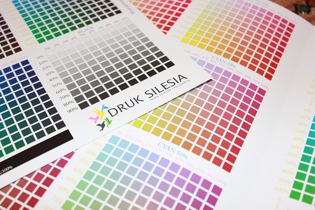 Printing House, Colors, Samples