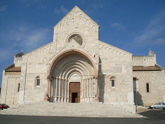 San Ciriaco, Ancona, Cathedral, Italy, Architecture